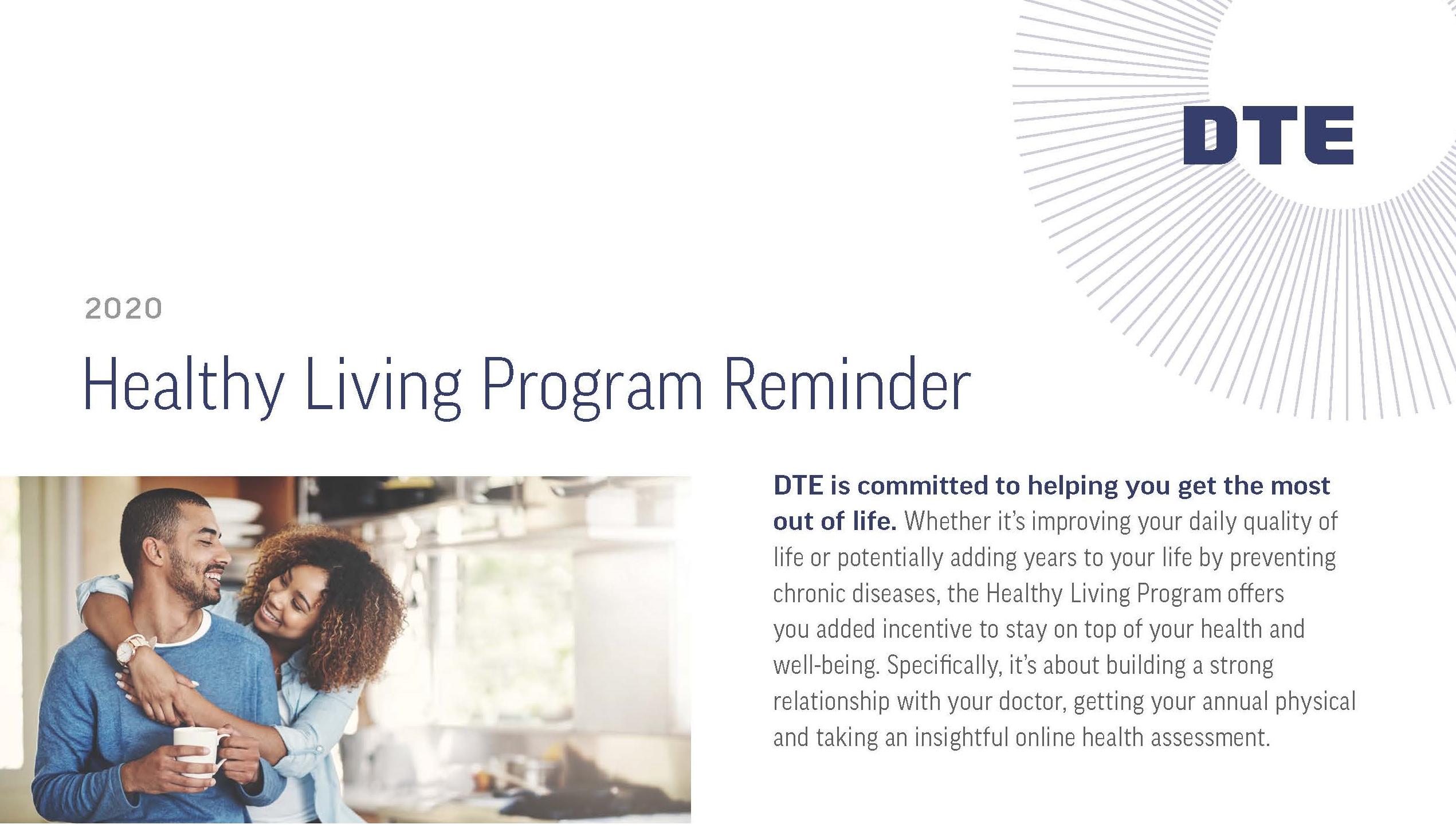 Healthy Living 2020